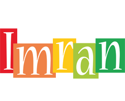 Imran colors logo