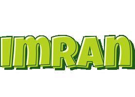 Imran summer logo