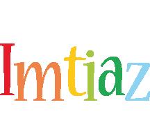 Imtiaz birthday logo