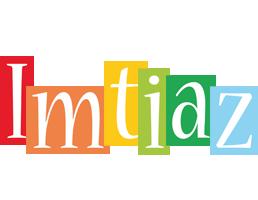 Imtiaz colors logo