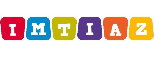 Imtiaz kiddo logo