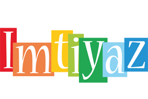Imtiyaz colors logo