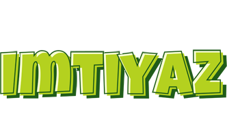 Imtiyaz summer logo
