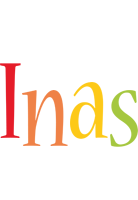 Inas birthday logo