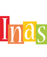 Inas colors logo