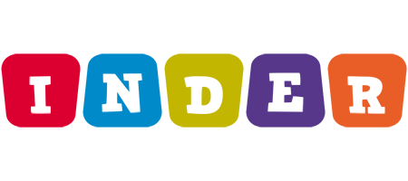 Inder kiddo logo
