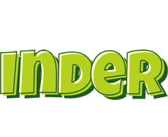 Inder summer logo