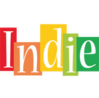 Indie colors logo
