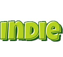 Indie summer logo
