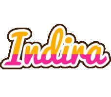 Indira smoothie logo