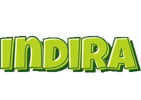 Indira summer logo