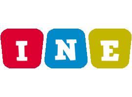 Ine kiddo logo