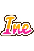 Ine smoothie logo