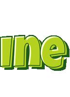 Ine summer logo