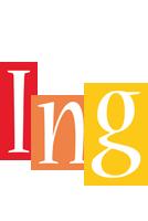 Ing colors logo