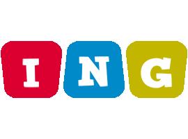 Ing kiddo logo