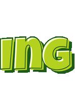 Ing summer logo