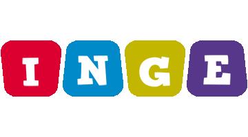Inge kiddo logo