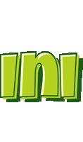 Ini summer logo