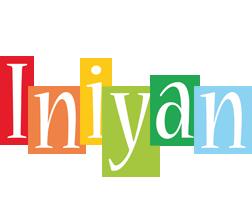 Iniyan colors logo