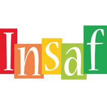 Insaf colors logo