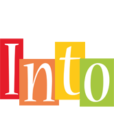 Into colors logo