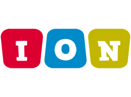 Ion kiddo logo