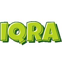 Iqra summer logo