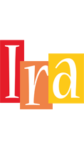 Ira colors logo