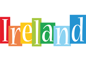 Ireland colors logo