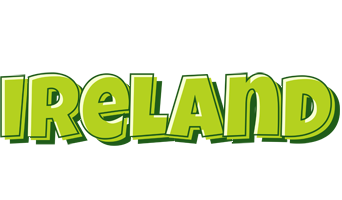 Ireland summer logo