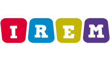 Irem kiddo logo