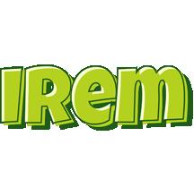 Irem summer logo