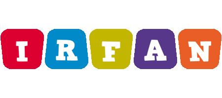 Irfan kiddo logo