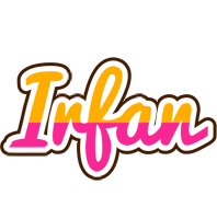 Irfan smoothie logo