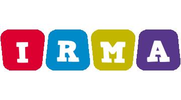 Irma kiddo logo