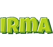 Irma summer logo