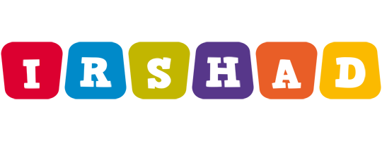 Irshad kiddo logo