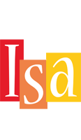 Isa colors logo