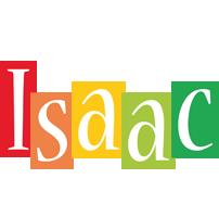 Isaac colors logo