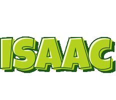 Isaac summer logo