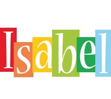 Isabel colors logo