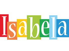 Isabela colors logo