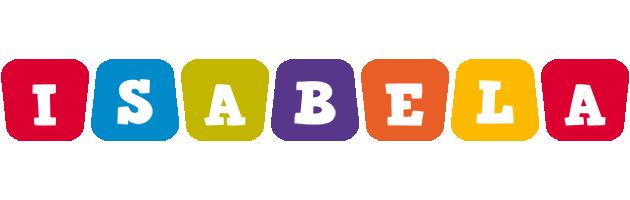 Isabela kiddo logo