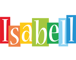 Isabell colors logo