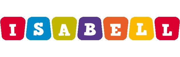 Isabell kiddo logo