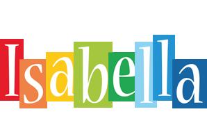 Isabella colors logo