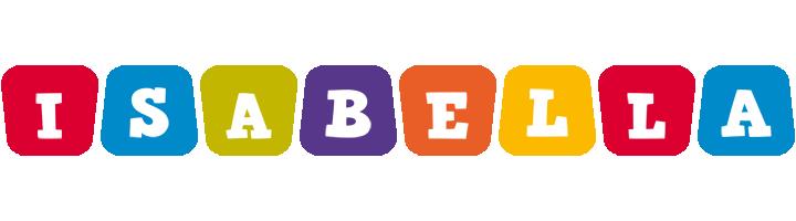 Isabella kiddo logo