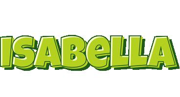 Isabella summer logo