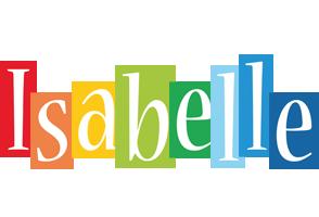 Isabelle colors logo